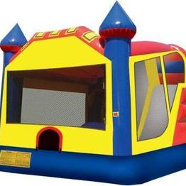 Combo Bounce Houses and Slides
