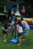 4 Station Water Balloon Game